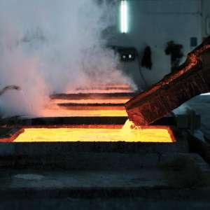 Metall- und Stahlindustrie