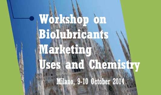 Workshop sui Biolubrificanti